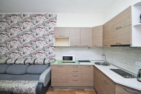 Сдается 1-комнатная квартира посуточно в Сургуте, улица Крылова, 26.