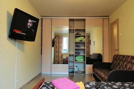 Сдается 1-комнатная квартира посуточно в Петрозаводске, Мелентьевой улица, 1.
