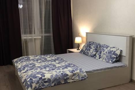 Сдается 1-комнатная квартира посуточно в Минеральных Водах, улица Советская, 46.