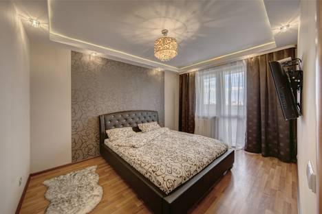 Сдается 3-комнатная квартира посуточно в Минске, улица Есенина, 119.