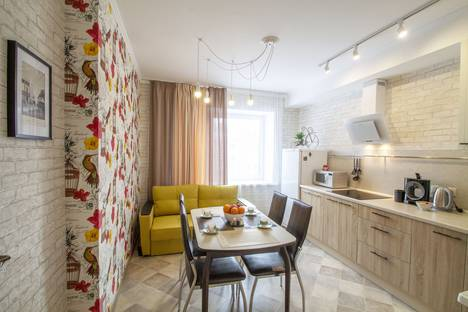 Сдается 1-комнатная квартира посуточно, улица Победы, 21А.