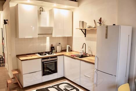 Сдается 2-комнатная квартира посуточно в Красной Поляне, Большой Сочи, улица Гэс, 18.