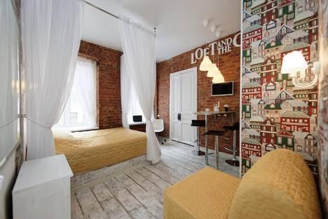 Сдается 1-комнатная квартира посуточно в Санкт-Петербурге, Гороховая улица, 32.