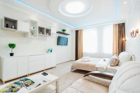 Сдается 1-комнатная квартира посуточно в Калуге, улица Маршала Жукова, 23.