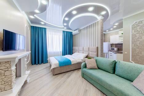 Сдается 1-комнатная квартира посуточно, улица Кореновская, 57 к1.