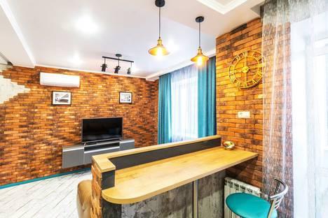 Сдается 1-комнатная квартира посуточно в Омске, улица Красный Путь, 105 корпус 4.