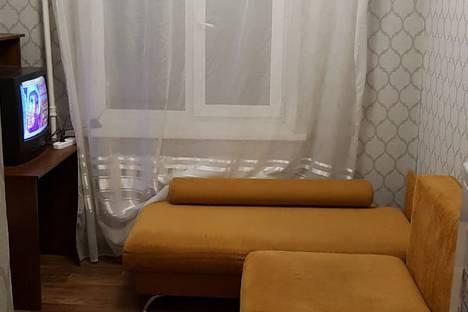 Сдается 1-комнатная квартира посуточно во Владивостоке, улица Адмирала Юмашева, 12.