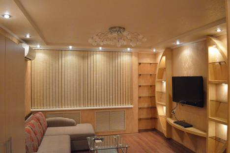 Сдается 1-комнатная квартира посуточно в Иванове, улица Смирнова, 47.