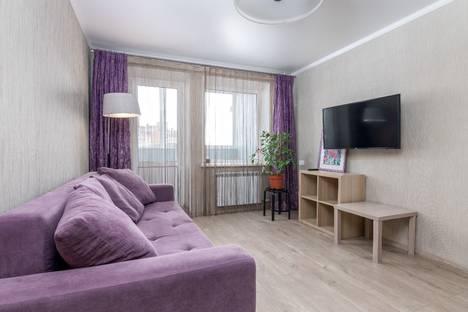 Сдается 1-комнатная квартира посуточно, Первомайская улица, 60.