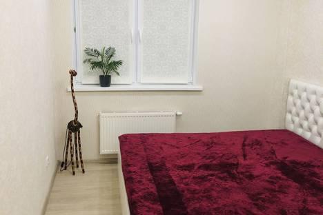 Сдается 2-комнатная квартира посуточно в Елабуге, проспект Нефтяников 68.