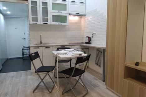 Сдается 1-комнатная квартира посуточно в Kommunarka, Москва. Улица. Александры Монаховой 98 к1.
