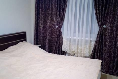 Сдается 2-комнатная квартира посуточно в Кисловодске, проспект Победы.
