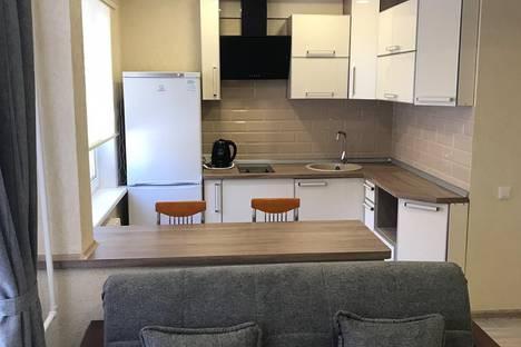 Сдается 1-комнатная квартира посуточно в Белокурихе, улица Мясникова, 16.