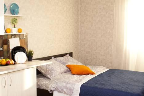 Сдается 1-комнатная квартира посуточно, улица Шувалова, 17.