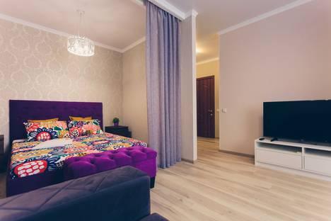 Сдается 1-комнатная квартира посуточно в Уфе, улица Заки Валиди, 73.
