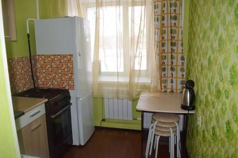 Сдается 1-комнатная квартира посуточно в Нижневартовске, проспект Победы, 10а.