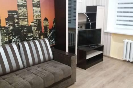 Сдается 2-комнатная квартира посуточно, ул. московская д 125.