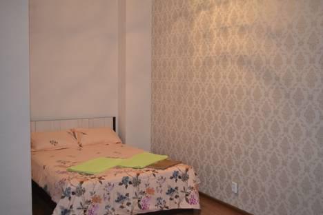 Сдается 1-комнатная квартира посуточно в Нур-Султане (Астане), проспект Туран, 55/2.