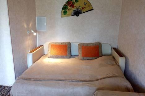 Сдается 1-комнатная квартира посуточно, Кронштадтская улица, 4а.