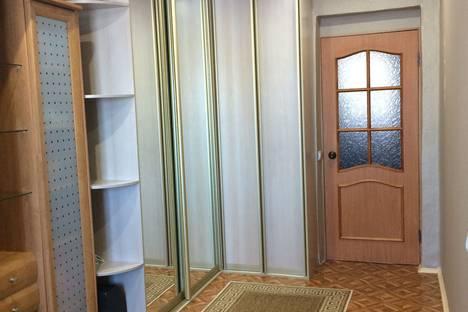Сдается 3-комнатная квартира посуточно в Шерегеше, улица Гагарина 12.