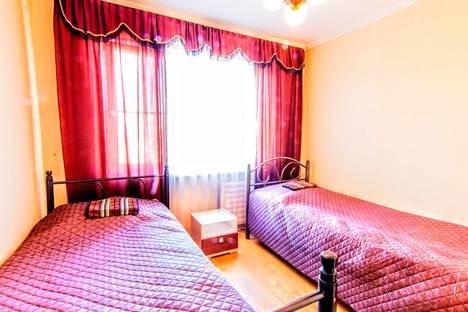 Сдается 3-комнатная квартира посуточно в Речице, улица Советская, 89.