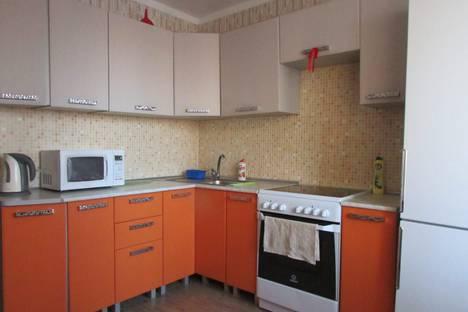 Сдается 1-комнатная квартира посуточно в Оби, улица Ломоносова, 44.
