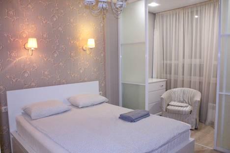 Сдается 2-комнатная квартира посуточно в Красногорске, Лесная улица, 14.