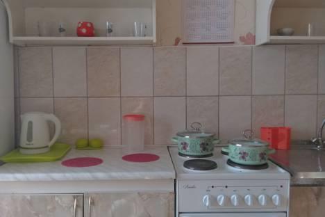 Сдается 2-комнатная квартира посуточно в Кировске, Мурманской обл.Олимпийская 75.