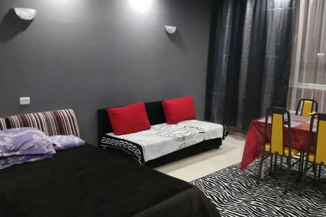 Сдается 1-комнатная квартира посуточно в Астане, проспект Бауыржана Момышулы, 19.