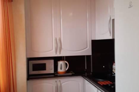 Сдается 1-комнатная квартира посуточно в Адлере, Сочи ул.Просвещения 167.