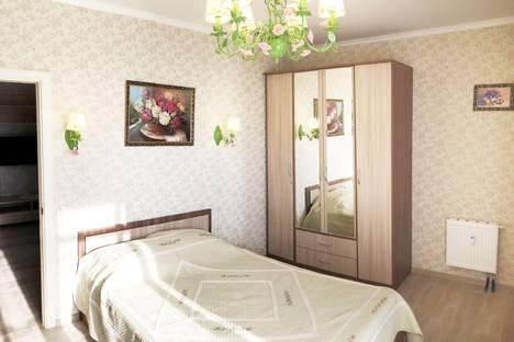Сдается 2-комнатная квартира посуточно в Перми, улица Полевая, 7.