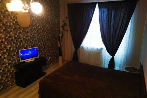 Сдается 1-комнатная квартира посуточно в Ижевске, Спартаковский переулок, 2.