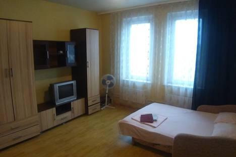 Сдается 1-комнатная квартира посуточно в Подольске, Юбилейная улица, 1 корпус 1.