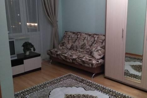 Сдается 1-комнатная квартира посуточно в Новосибирске, улица Гоголя, 19.