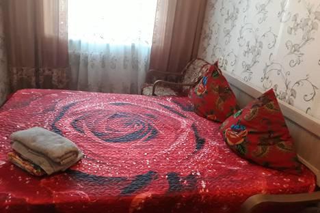 Сдается 2-комнатная квартира посуточно в Уральске, ул.кердери 141.