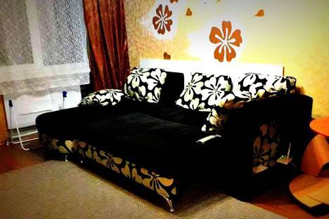 Сдается 2-комнатная квартира посуточно в Павлограде, ул Степного фронта 10.