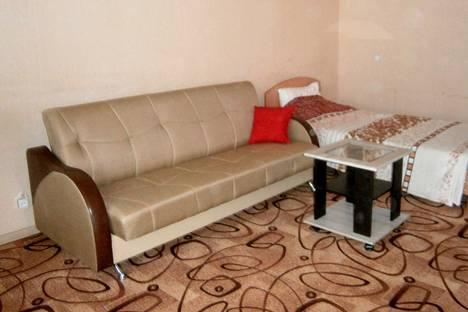 Сдается 1-комнатная квартира посуточно в Великом Устюге, улица Сахарова, 1.