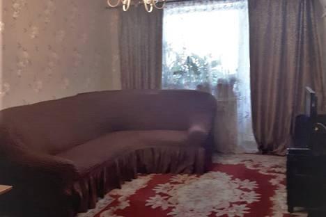 Сдается 1-комнатная квартира посуточно в Казани, улица Юлиуса Фучика, 64к1.