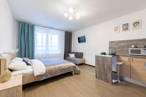 Сдается 1-комнатная квартира посуточно в Санкт-Петербурге, проспект энергетиков 11 корпус 5.
