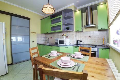 Сдается 1-комнатная квартира посуточно в Казани, микрорайон Горки-3, Дубравная улица, 10.