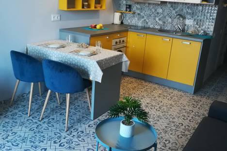 Сдается 1-комнатная квартира посуточно в Вильнюсе, Vilnius, Giedraičių gatvė, 39.