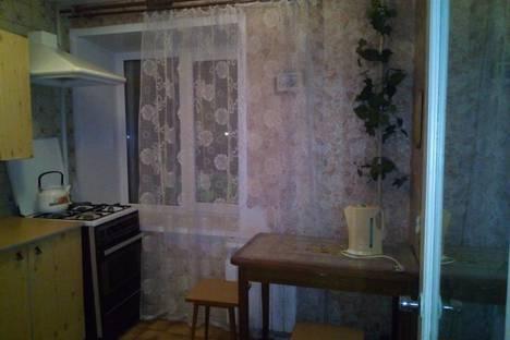 Сдается 1-комнатная квартира посуточно в Саратове, улица Большая Горная, 315.