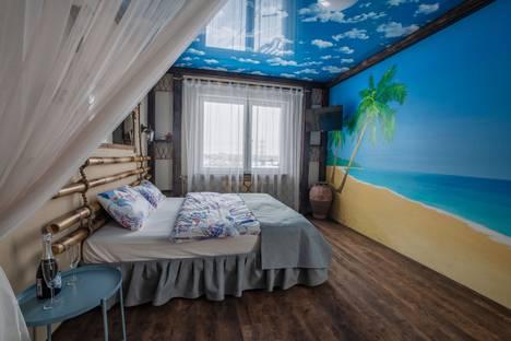 Сдается 1-комнатная квартира посуточно в Твери, ул.Новочеркасская,дом 56.