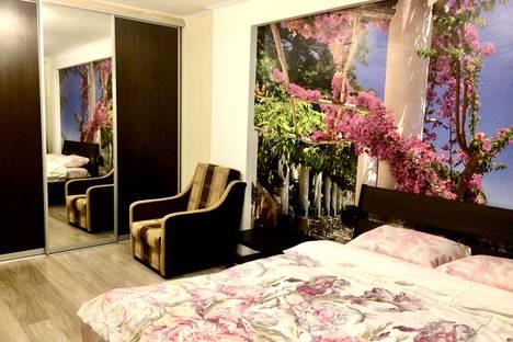 Сдается 1-комнатная квартира посуточно в Химках, улица Молодежная, 78.