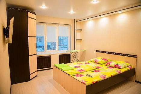 Сдается 1-комнатная квартира посуточно в Ухте, Чибьюский переулок 9.