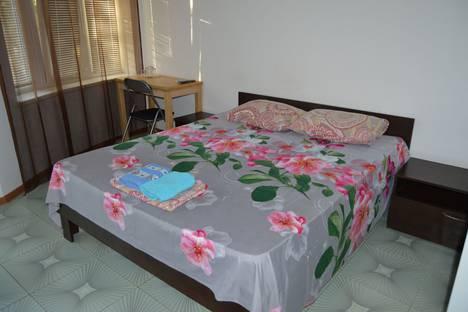 Сдается 1-комнатная квартира посуточно в Поповке, улица Рыбалко, 35Б.