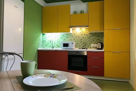 Сдается 1-комнатная квартира посуточно в Пскове, улица Владимирская, 7в.