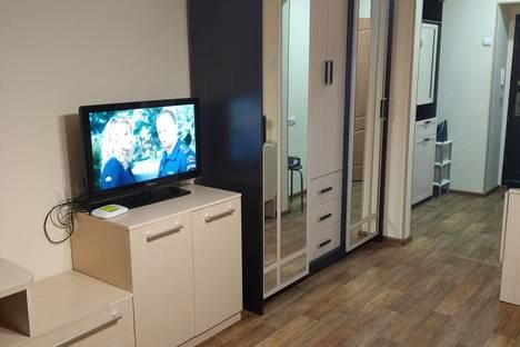 Сдается 1-комнатная квартира посуточно, Октябрьская улица, 221.