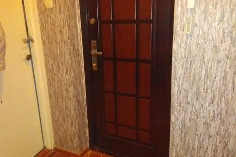 Сдается 1-комнатная квартира посуточно в Кировске, Мурманской ул. Ленинградская 28.