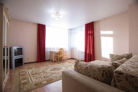 Сдается 1-комнатная квартира посуточно в Красноярске, 81, улица Чернышевского.